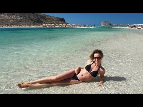 Οι διάσημες παραλίες Μπάλος και Ελαφονήσι