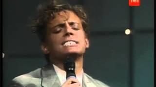 Luis Miguel Cantando Fallaste Corazon (en Vivo) Mariachi