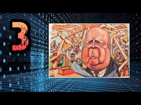Великая перезагрузка. Четвёртая промышленная революция. Клаус Шваб представляет  ч. 3. ВЭФ. МВФ.