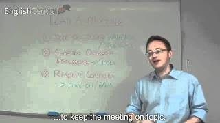How to Successfully Lead a Meeting