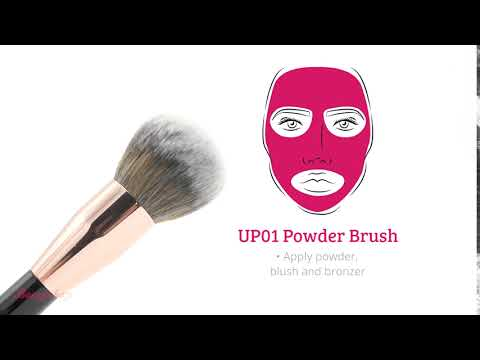 Boozyshop Boozyshop Ultimate Pro UP01 Powder Brush