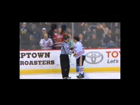Derrick Pouliot vs. Russell Maxwell