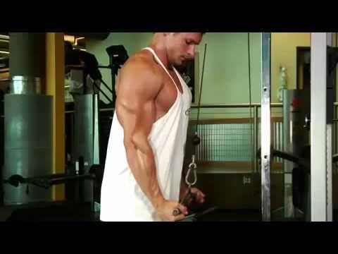 Reverse Grip Triceps Pushdown