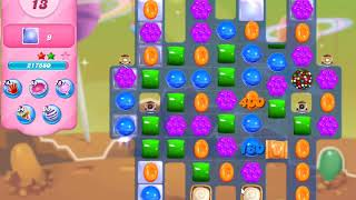 Candy Crush Saga Level 4244 NO BOOSTERS