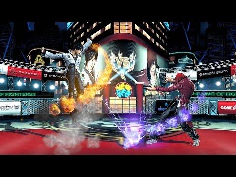 經典格鬥電玩《格鬥天王》最新作預告公開!