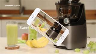 Kuvings Motiv1 : World' s first Smart Juicer