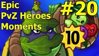 FIG-COPIA! PvZ Heroes Highlights #20