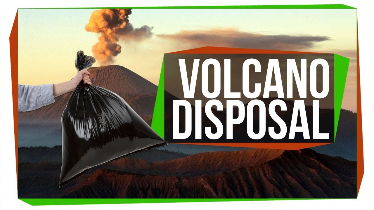 Why Volcanoes Are A Terrible Way To Dispose Of Garbage