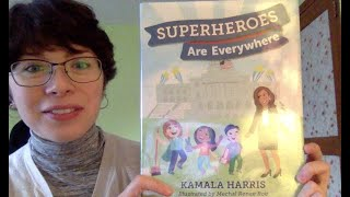 Virtual Story Time with Miss Abbey – Superheroes Are Everywhere