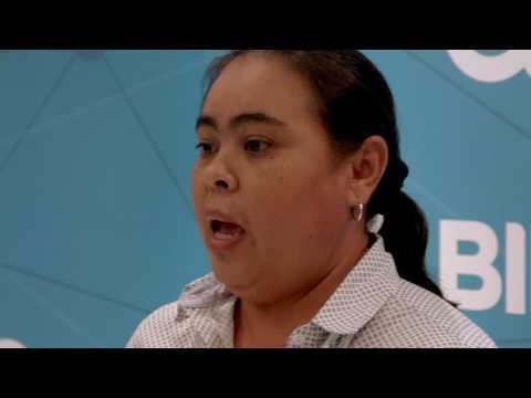 Una empresaria recomienda Mujeres ConnectAmericas