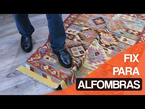 Base antideslizante para alfombras - Fijar la alfombra al suelo
