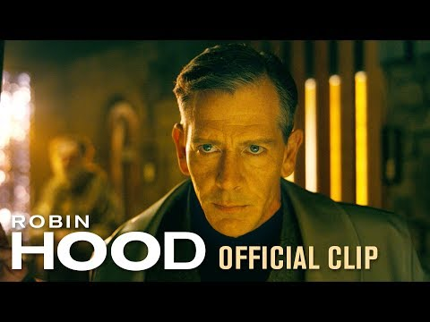 "Robin Hood (2018 Movie) Official Clip ""Law & Order"" – Taron Egerton, Jamie Foxx, Jamie Dornan"