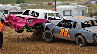 Spins And Crashes - June 2020 - Dirt Track Racing
