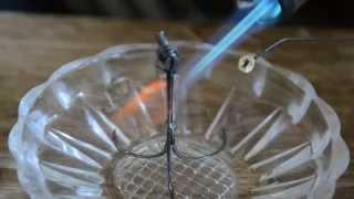Рыболовный крючок тройник своими руками обзор