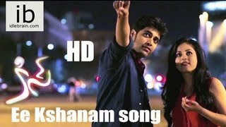 Ee Kshanam Song - Kiss - Sesh Adivi, Priya Banerjee