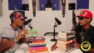 Red and Blue Pill speak on Lord Jamar, The BookPhone Challenge, and Making