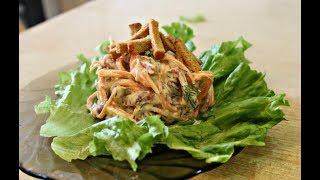 Быстрый и вкусный салат с кукурузой и фасолью // Калейдоскоп