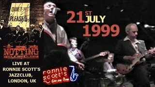 [50 fps] The Notting Hillbillies (feat Mark Knopfler) LIVE 21st July 1999 — Ronnie Scott's, London
