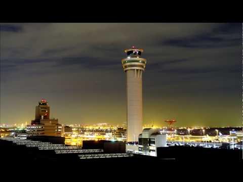 4Kタイムラプス『羽田空港』
