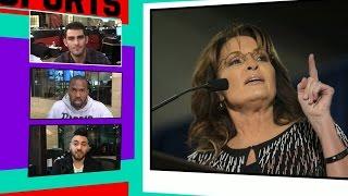 Sarah Palin Removes Kaepernick Article From Website | TMZ Sports