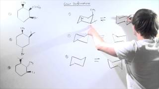 Chair Conformations Examples
