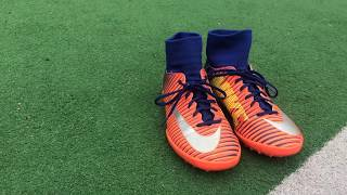 Обзор на футбольные бутсы Nike Mercurial Victory 6 DF TF ae807ff05f9ab