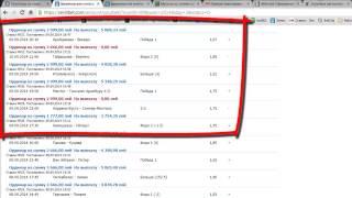 Прогнозы на спорт bet-master.ru 08/09.09.14