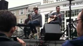 fun. - all alright - Dickinson College - new song