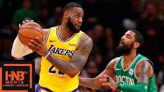 Los Angeles Lakers vs Boston Celtics Full Game Highlights | 02/07/2019 NBA Season