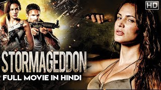 STORMAGEDDON (2019) | New space Full Action Movie In Hindi
