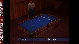 PlayStation - Actua Pool (1999)