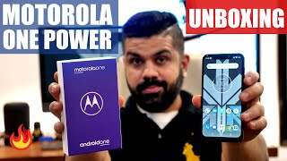 Motorola One Power Unboxing And First Look