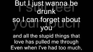Not drunk enough   Adele Erichsen lyrics
