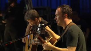 Dave Matthews Tim Reynolds So Damn Lucky Live at Radio City Music Hall Video