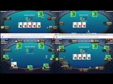 Short introduction to Latin American poker room - Red Colombiana de Poker