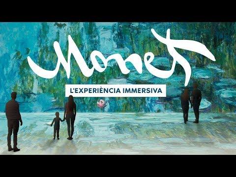 Monet. L'experiència immersiva
