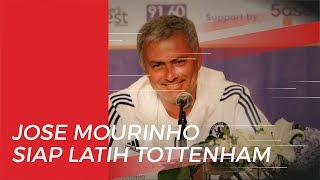 Jose Mourinho Siap Gantikan Pelatih Tottenham Hotspur
