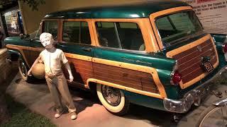 Авто история Америки Вашингтон Музей американской истории 08.2017