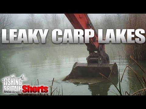 Leaky carp lakes  – Fishing Britain Shorts