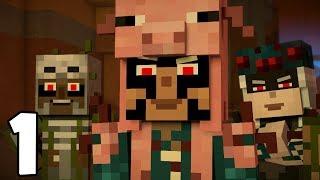 Minecraft Story Mode Season 2 Episode 5 Destroyed 1
