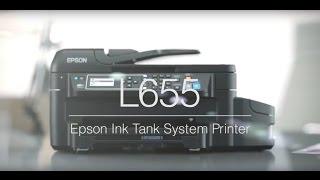 Epson L655 Multifunksional cihaz