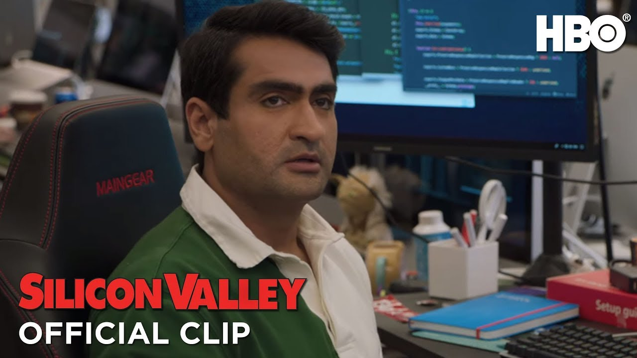 Silicon Valley 6x01 Wearable Chair  (HBO)