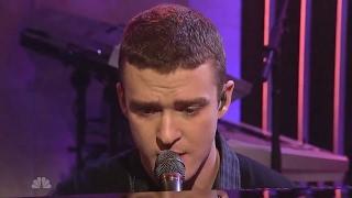 Justin Timberlake   What Goes Around ... Comes Around (On SNL 2006) HD