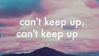Keep Up - Felix Cartal ft. Steph Jones (lyrics)