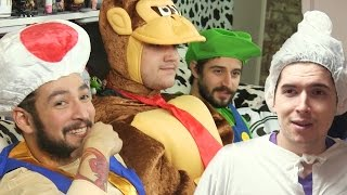 BOO WARDROBE MALFUNCTION (+RT Update) • Behind the Cow Chop