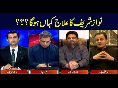 Power Play   Arshad Sharif    ARYNews   7 March 2019