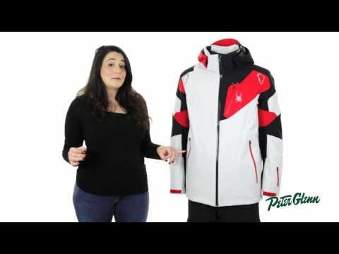 2017 Spyder Men's Leader Ski Jacket Review by Peter Glenn
