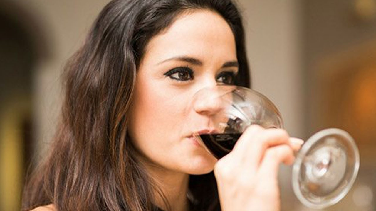 The changes that occur in your body when you drink a glass of wine at night