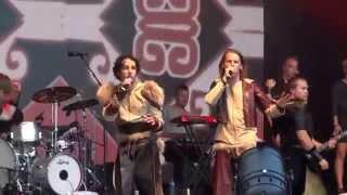 Ylvis - Janym - live in Trondheim 27.7.14