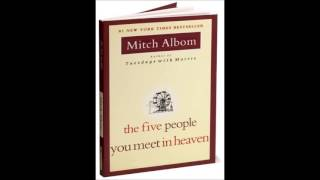 Mitch Albom    The Five People You Meet In Heaven Part 3 Audio Reading